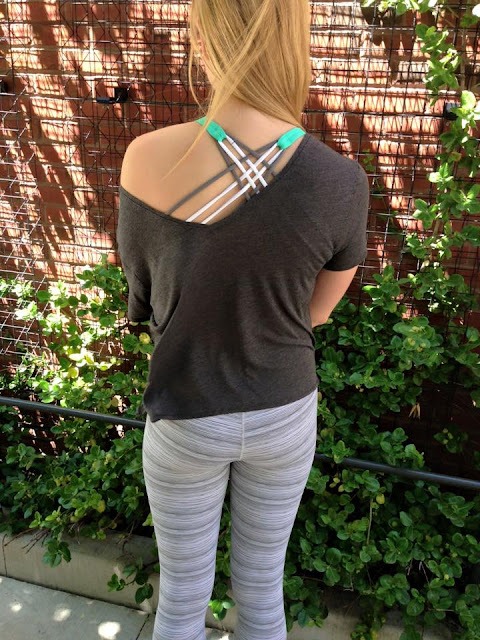 lululemon-cyber-stripe-high-times girlfriend-tee