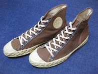 40's DEAD STOCK               KEDS               BROWN               CANVAS SNEAKER