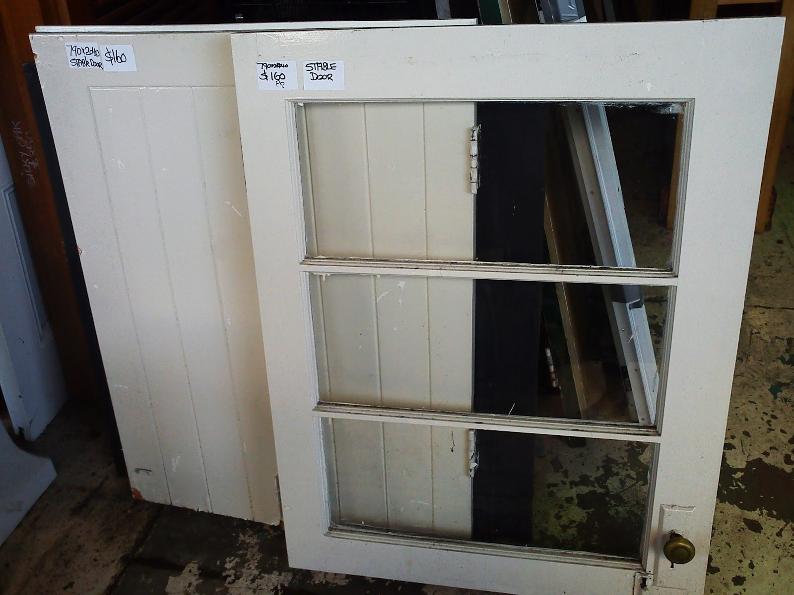 Nostalgia and now building is commencing stable door find for External laundry doors
