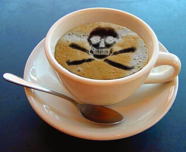 Tanda-tanda Anda Banyak Konsumsi Kafein
