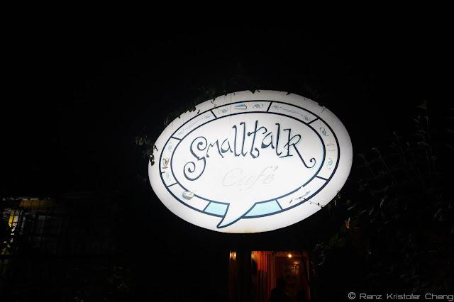 Smalltalk Restaurant in Legazpi City