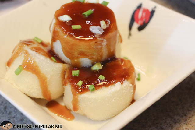 Agedashi Tofu of Kimono Ken