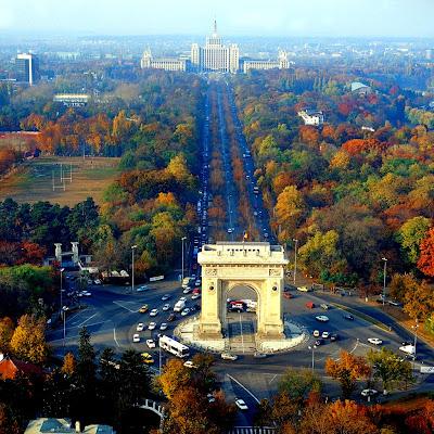 Bucarest, Rumania, becas, investigadores