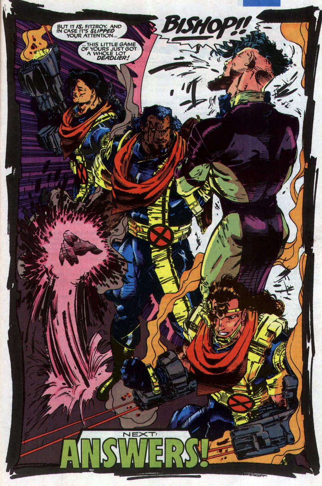 Bishop Marvel Movie Bishop. X Men Days Of Future Past Bishop
