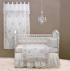 Neutral Crib Bedding