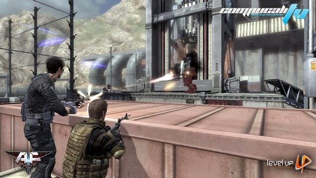 Imagenes de Assault Fire PC Online