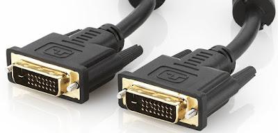 Pengertian dan fungsi kabel DVI