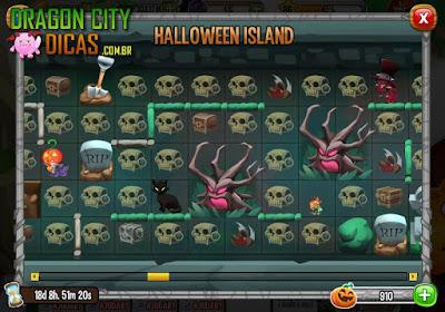 Tutorial da Ilha Halloween 2015