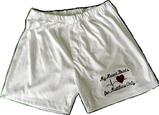 personalized embroidered boxers