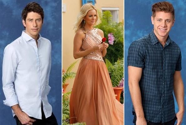 'Bachelorette' Finale: Did Emily Pick Arie or Jef? » Gossip | Emily Maynard
