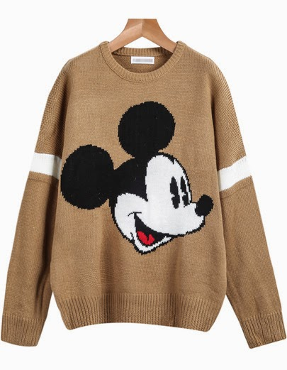 http://www.sheinside.com/Khaki-Long-Sleeve-Mickey-Print-Knit-Sweater-p-186793-cat-1734.html?aff_id=1285