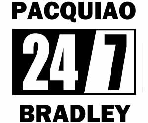 Pacquiao vs Bradley 24/7