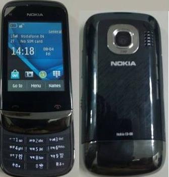 nokia c2 06 touch type dual sim