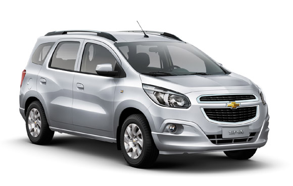 chevrolet spin 1 Chevrolet Spin Indonesia MPV Mobil Keluarga Impian