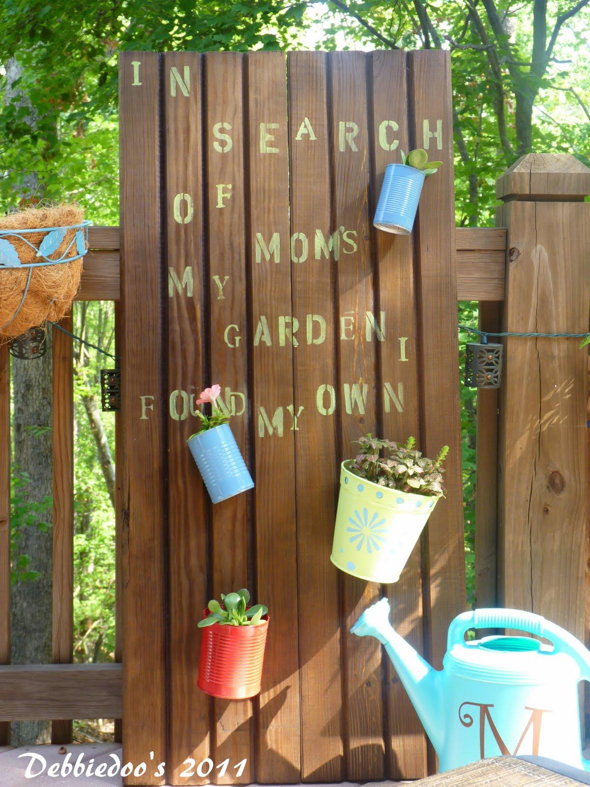 In search of my Mother\'s garden!~ - Debbiedoos