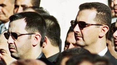 Maher Al Assad , Suspek Utama Serangan Senjata Kimia