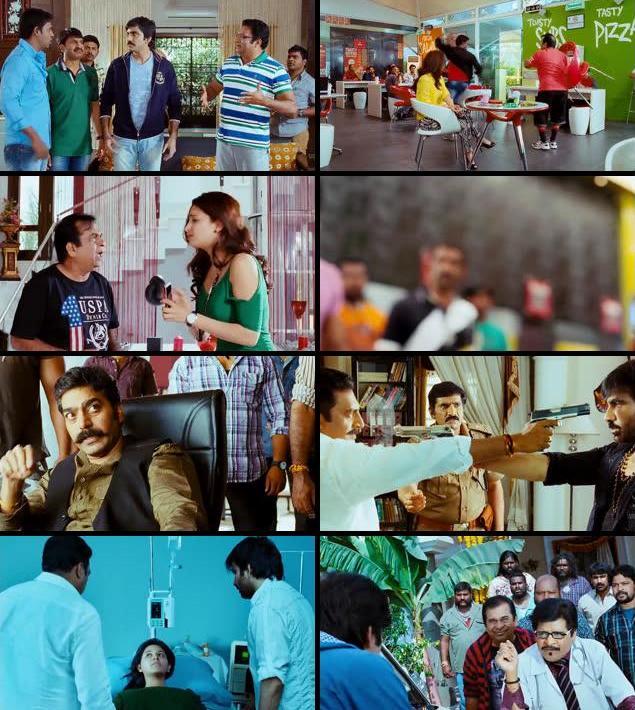 Jani Dushman 2015 Hindi Dubeed 720p BluRay