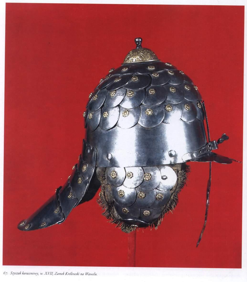 Шлем русского богатыря