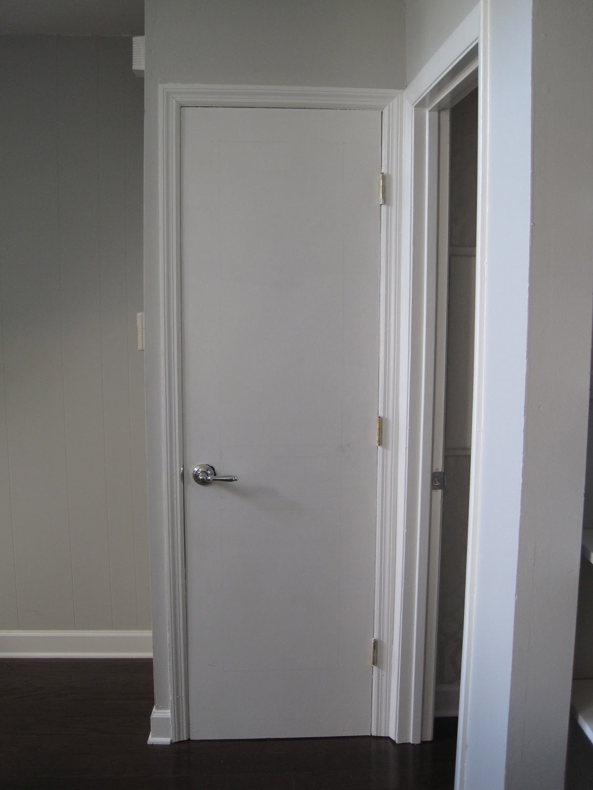 1600 #586273 Here Is What My Doors Looked Like Before Plain White With White Trim  wallpaper Plain Exterior Doors 41551200