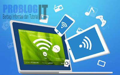 Aplikasi Untuk Membuat Hospot Wifi Terbaik Untuk PC/Laptop