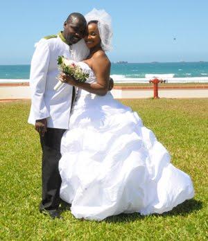 Newlyweds - Leah and Charles