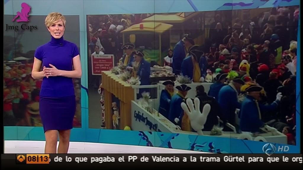 MARIA JOSE SAEZ, LAS NOTICIAS DE LA MAÑANA (04.03.14)