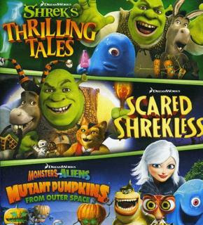 descargar Dreamwork's Spooky Stories – DVDRIP LATINO