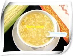 Resep Masakan : Resep Sup Krim Jagung Ayam Enak. Buat Menu makanan ...