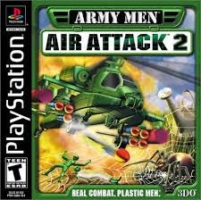 Army Men - Air Attack 2 - PS1 - ISOs Download