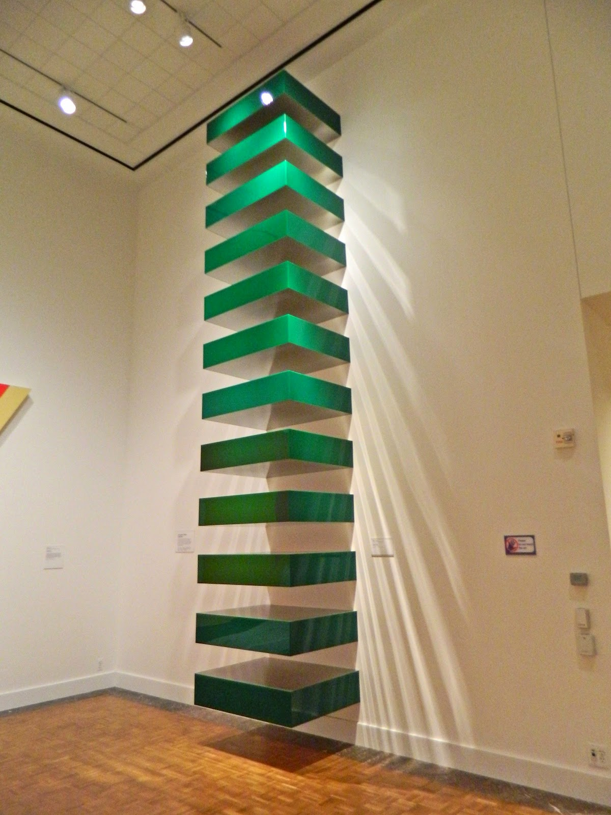 Jax stumpes detroit 2014 iii 7 29 2014 for Donald judd stack 1972