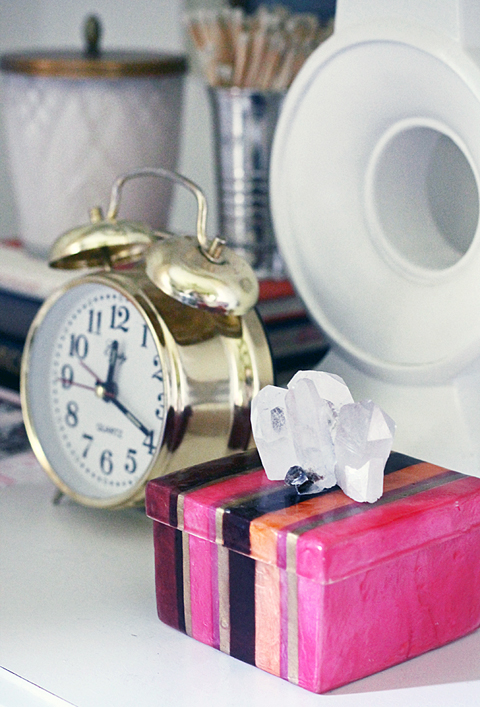 Decorative Jewelry Boxes Ideas : Iheart organizing diy decorative storage box ideas