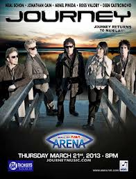 Journey- The Return in Manila 2013