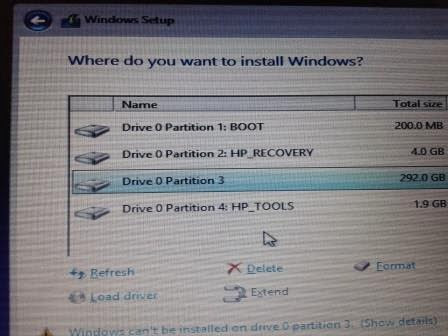 how to format laptop windows 8 using pen drive
