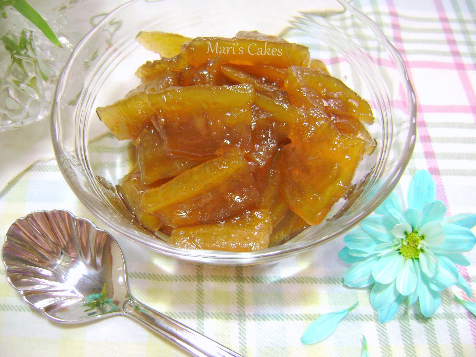 Papaya dessert dulce de lechosa maris cakes english forumfinder Choice Image