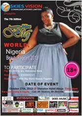 MISS BIG WORLD NIGERIA