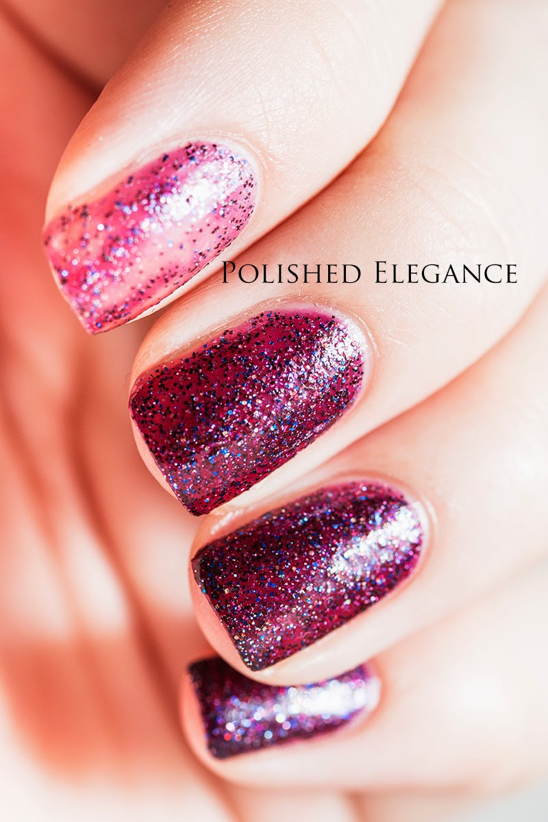Shimmer Polish - Jacki swatch and review