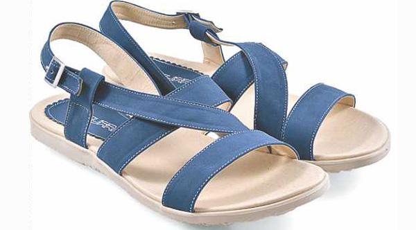 Sandal Wanita Model Terbaru Sandal Kulit, Wedges, Sandal ...