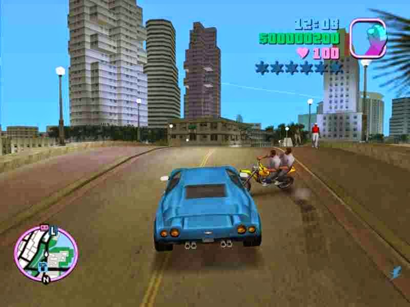GTA Grand Theft Auto Vice City Game - Free Download Full ...