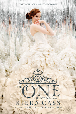 The one-Kiera Cass-Capa