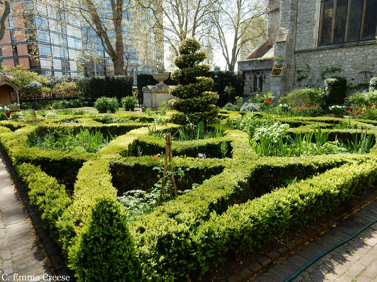 The Garden Museum London
