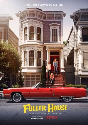 Fuller House - 3ª Temporada Séries Torrent Download onde eu baixo