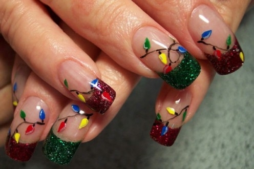 Christmas Nail Art Ideas -4