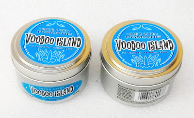 VOODOO BREW ISLAND Traditional Medium Hold Wax Pomade