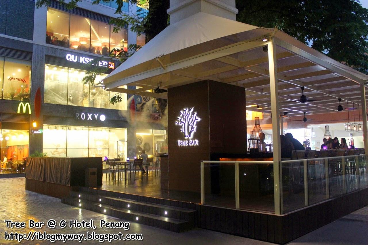 Tree Bar G Hotel Penang I Blog My Way