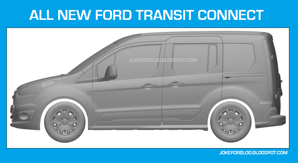2013 - [Ford] Transit (Connect & MaxiVan) Ford+transit+connect+2