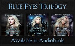Blue Eyes Trilogy by B. Kristin McMichael