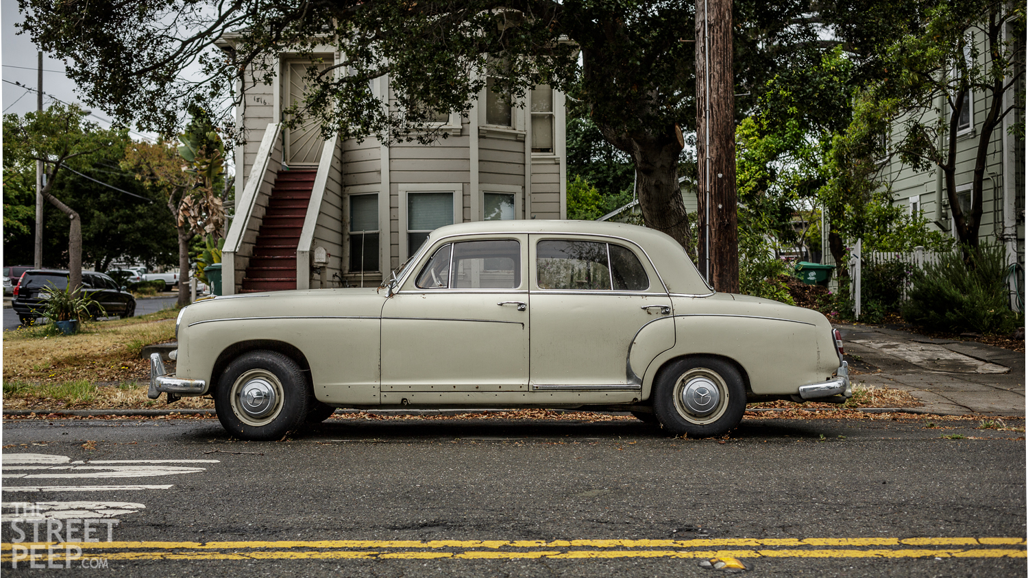 The street peep 1958 mercedes benz 220s for 1958 mercedes benz 220s for sale