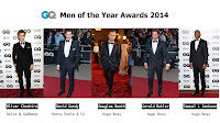 GQ Men of the Year awards 2014: Roundup