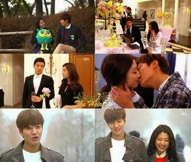 The Inheritors, aka The Heirs, Collage, TV Series