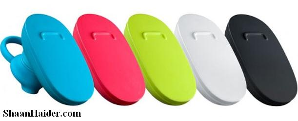 Nokia Bluetooth Headset BH-112 Colors